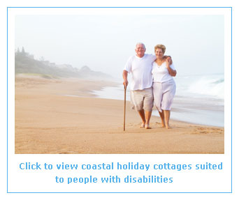 coastal holiday cottages to rent for disabled people